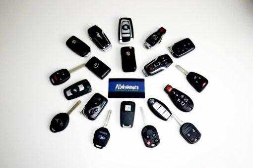 Automotive Locksmith Portland - Car Key Fobs