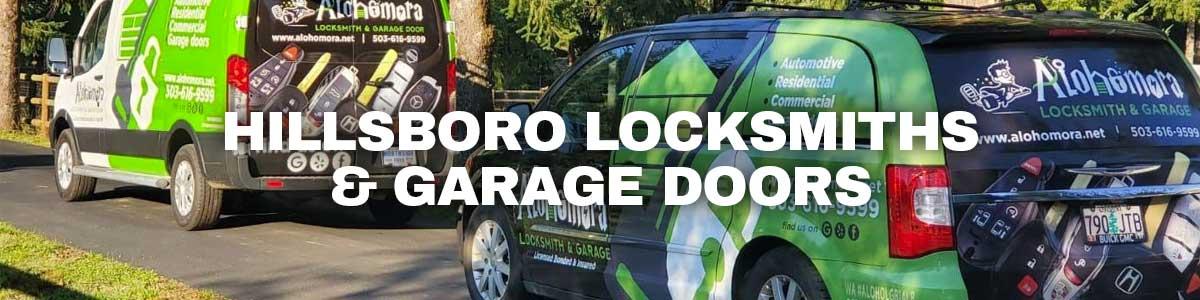 Hillsboro locksmith header